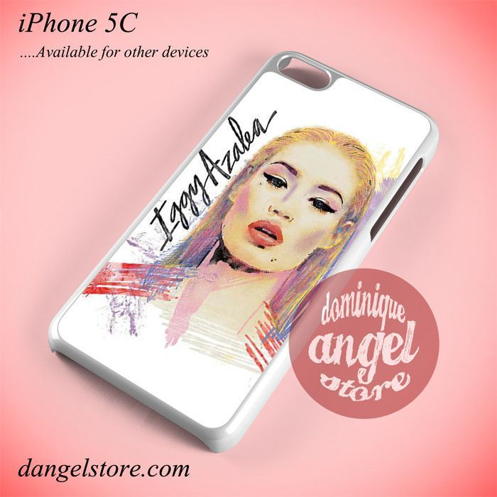 Iggy Phone case for iPhone 5C and another iPhone devices