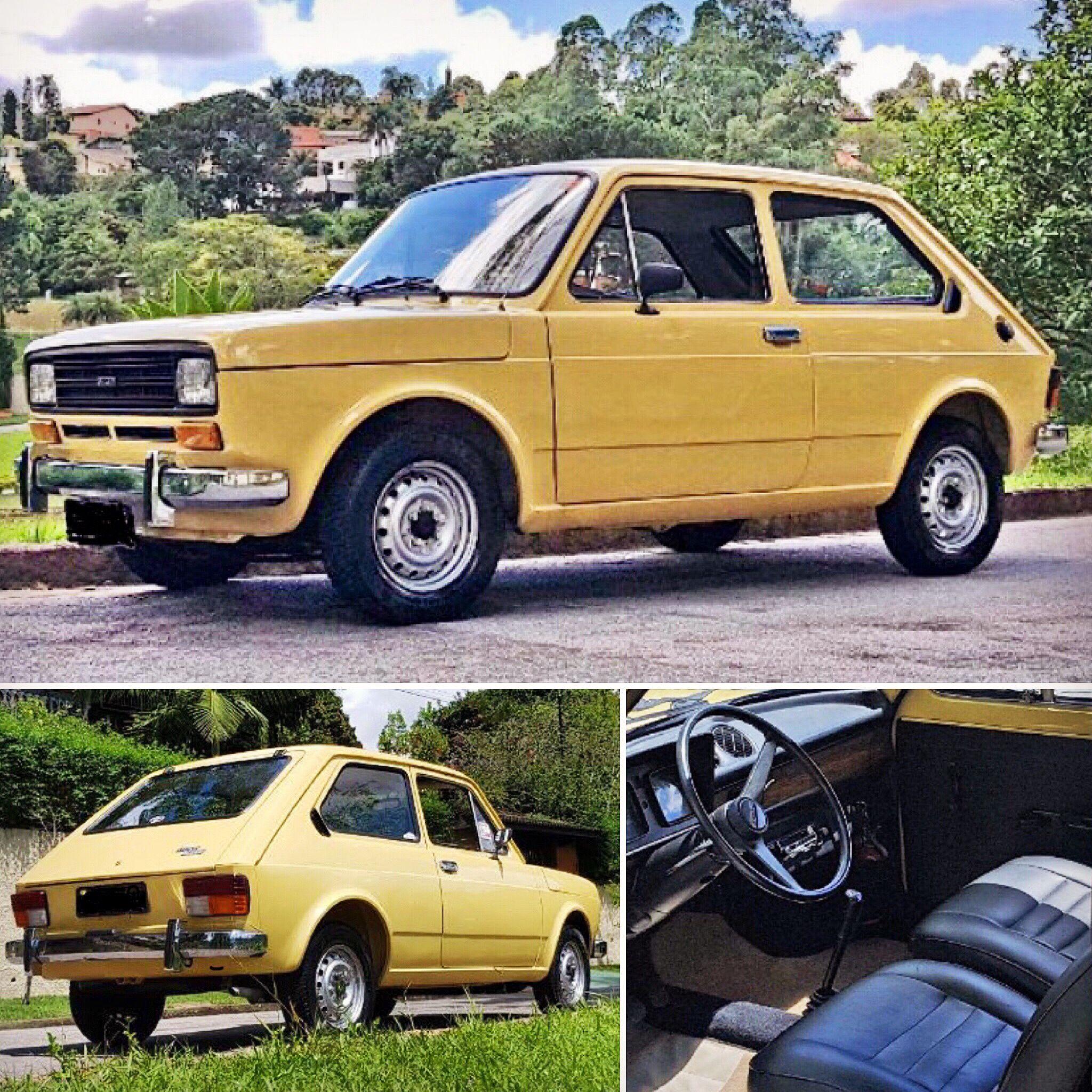 Fiat 147l 1977 78 Carro Gurgel Carros Nacionais Carro