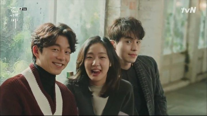 Goblin The Lonely And Great God Korean Drama Review Funcurve Goblin Korean Drama Korean Drama Korean Tv Series