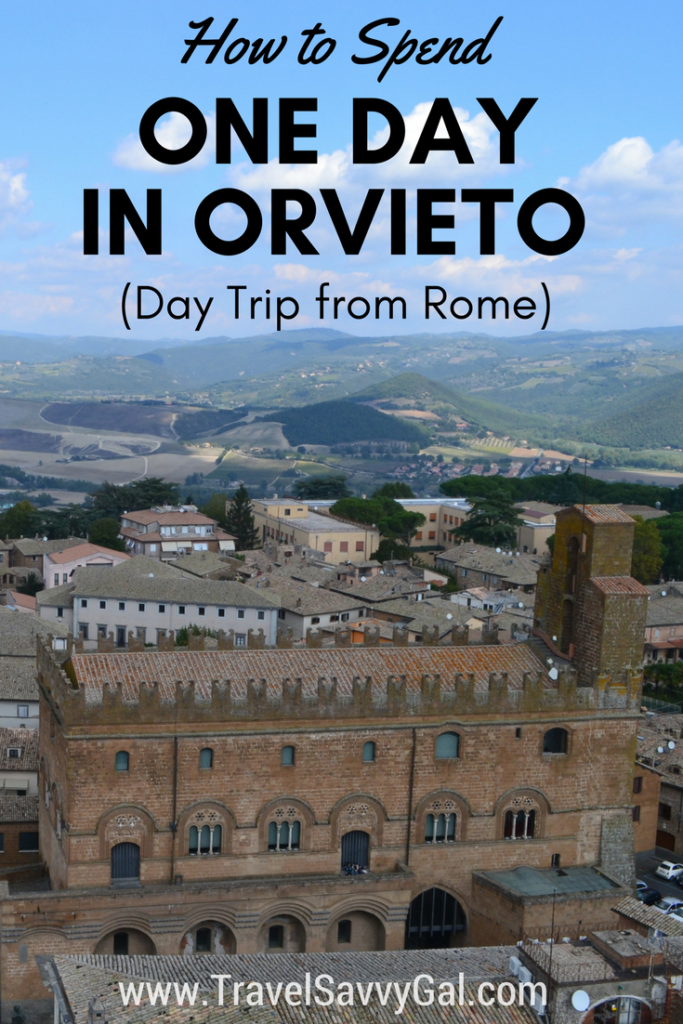 The Day Trip From Rome I Can't Recommend Enough: Orvieto