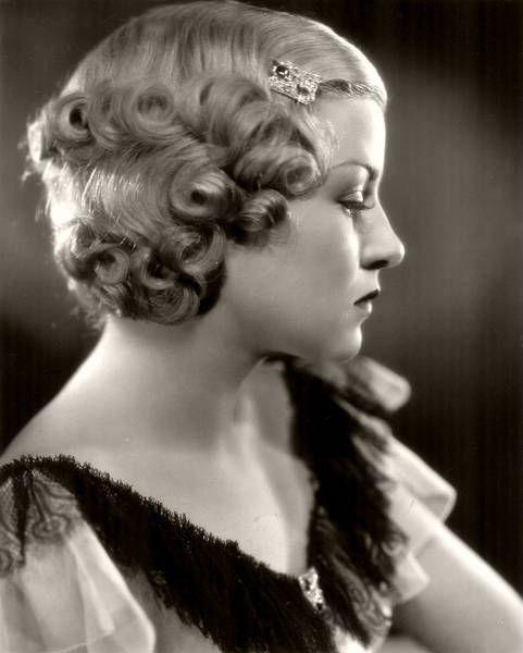1930s Hair Vintage Brautfrisuren 20er Jahre Vintage Frisuren