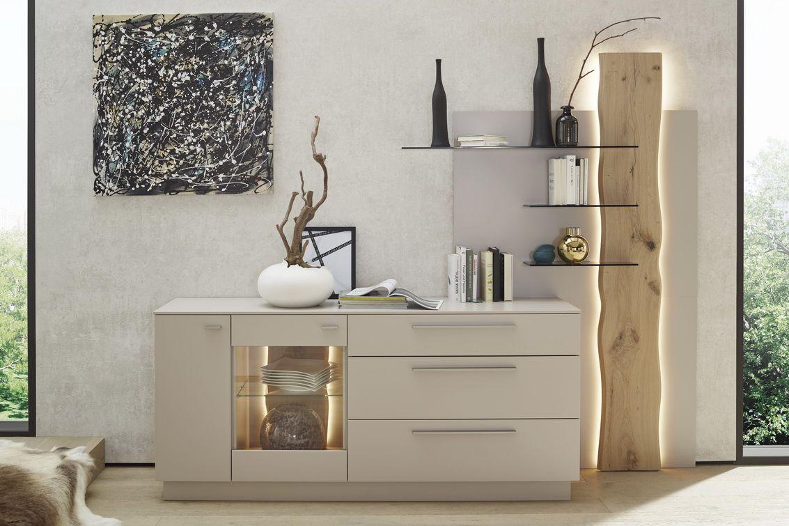 #möbel #madeingermany #furniture #gwinner #wohndesign #design #wohnzimmer  #livingroom #sideboard #esszimmer #diningroom #speisezimmer #lightning #lack  ...