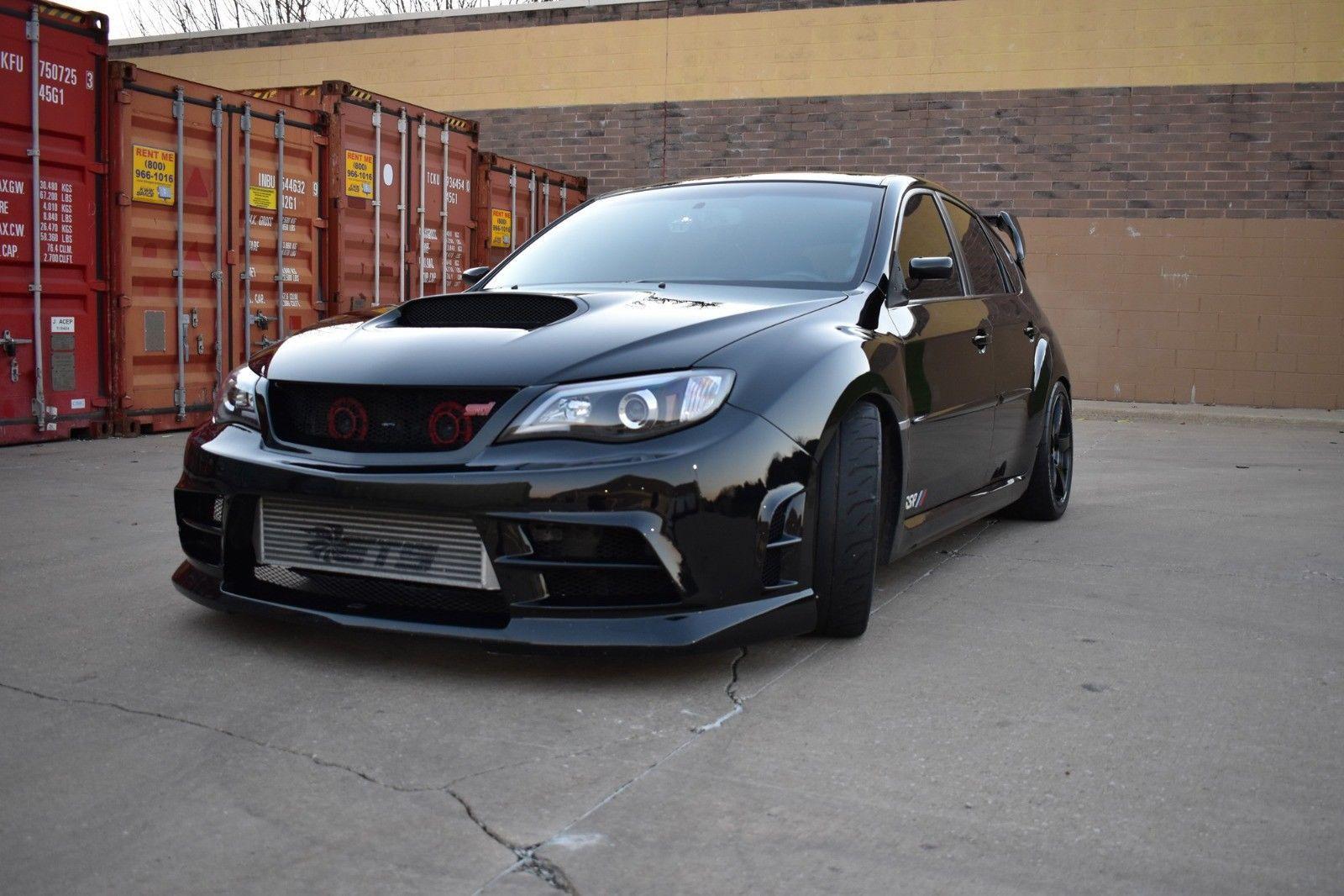 2012 Subaru WRX STi – Heavy Modded 650HP For Sale – Cars-Power ...