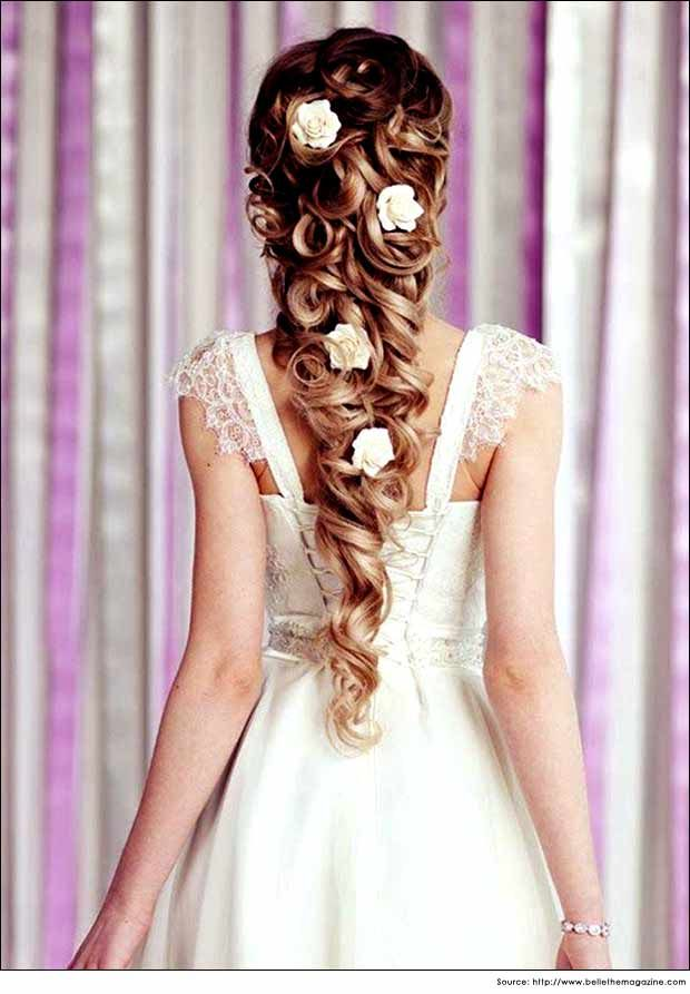 15 Amazing Wedding Hairstyles for Long Hair | Bridal Hairstyles