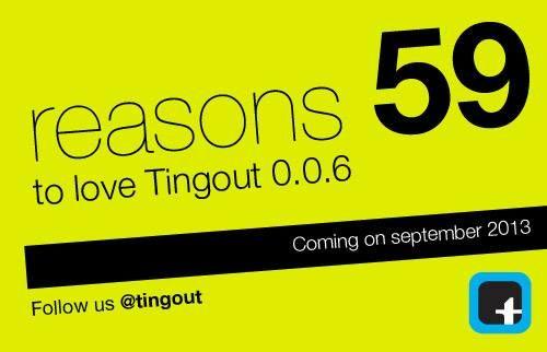 Vuoi dire no al #MUOS? Dal 15 settembre su Tingout potrai esprimere la tua opinione al mondo intero! #nomuos  www.tingout.com
