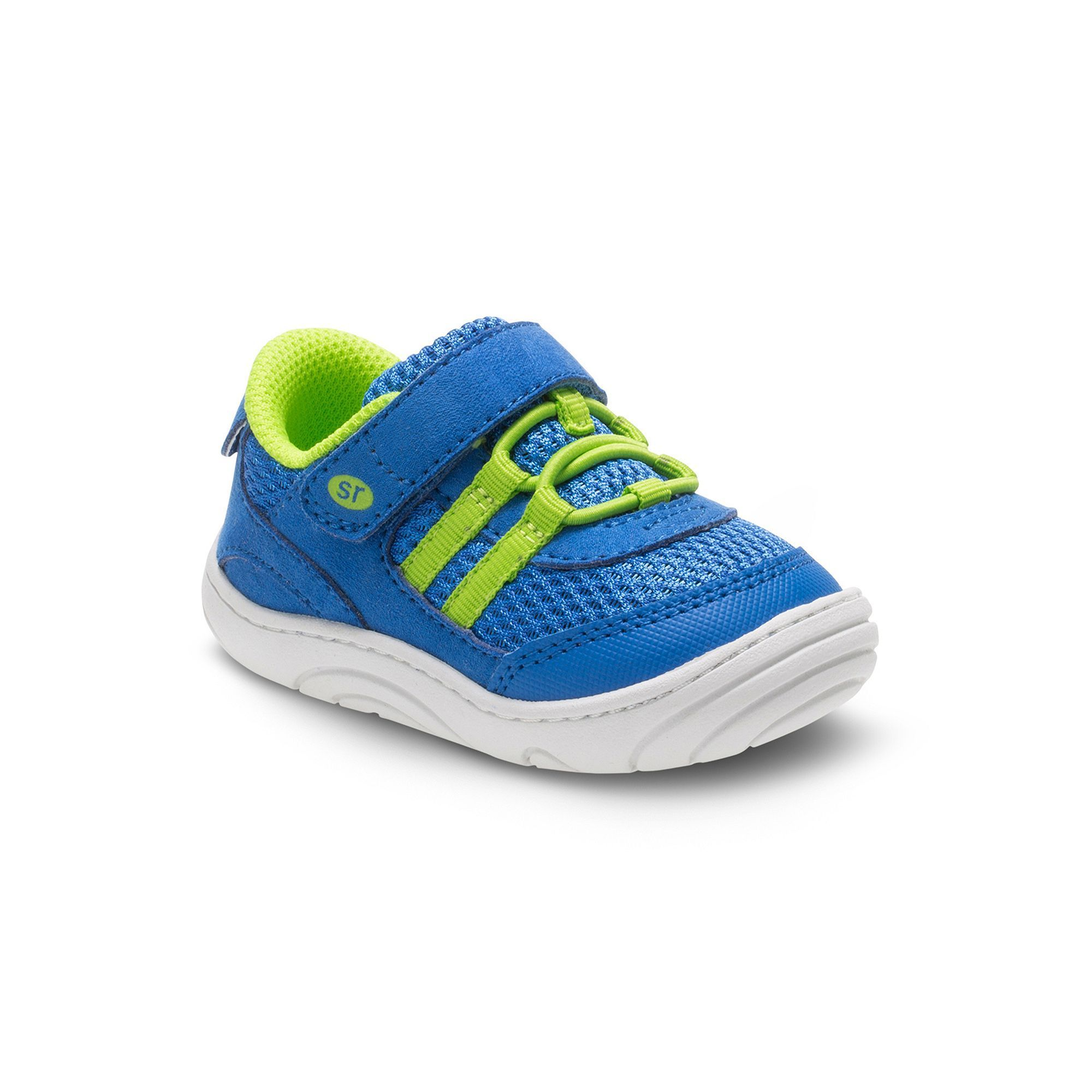 Stride Rite Ivan Baby Boys Sneakers Size 4 T Med Blue