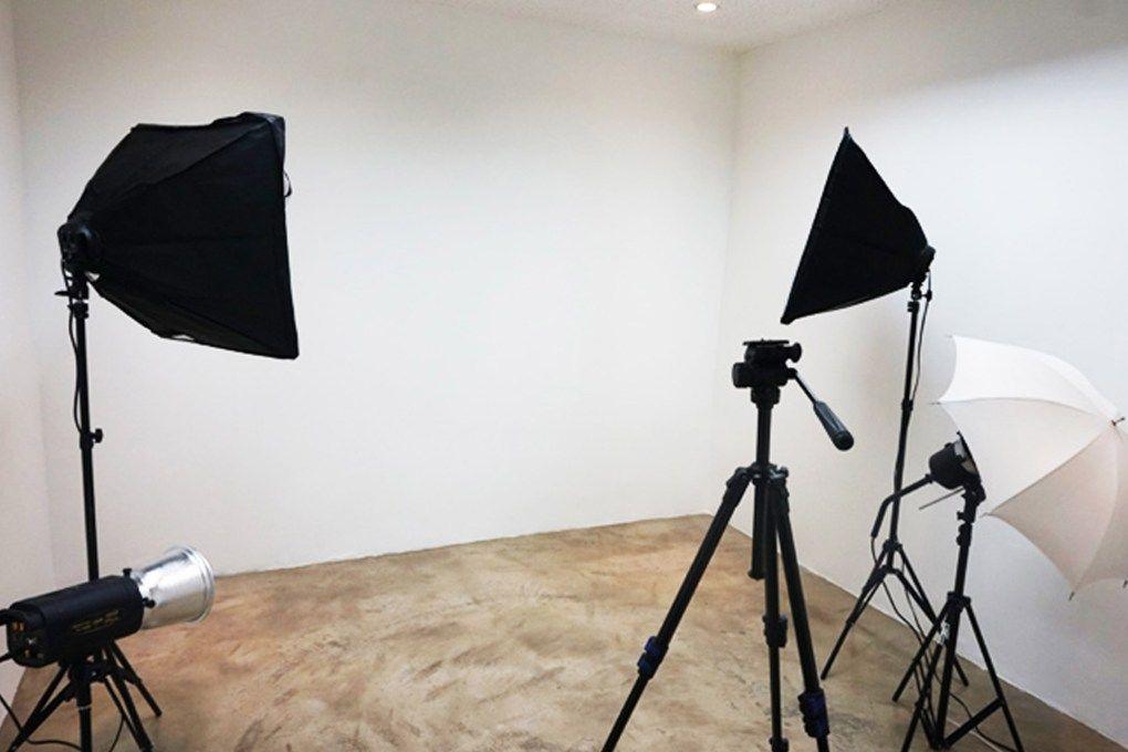 Estúdio fotográfico e equipamento - Fotos: Lab Fashion