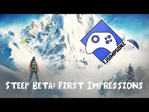 Steep Beta First Impressions