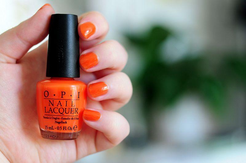 OPI Too Hot Pink To Hold Em | Nail Polish | Pinterest