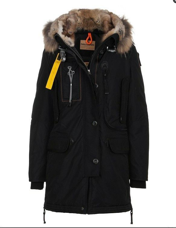 Parajumpers Kodiak -Woman Down Jacket Black from PJS On Sale online shop with a beautiful outward will attract you in the first sight when you see it.