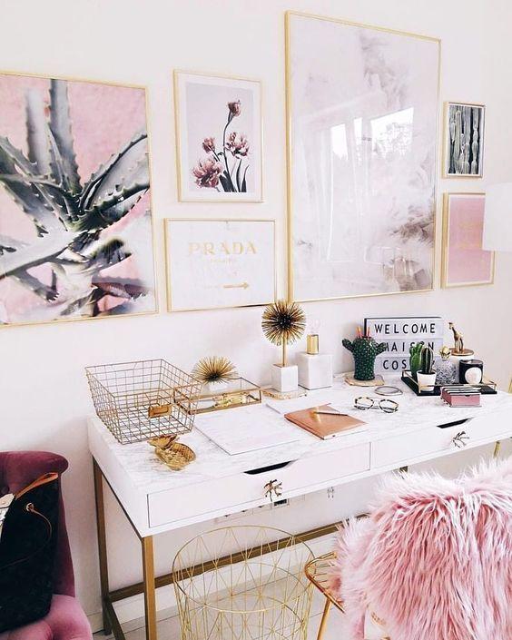 43+ Idee deco chambre avec bureau ideas