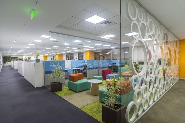 corporate office interiors. Maxim Integrated Corporate Office By Zyeta Interiors, Bangalore \u2013 India » Retail Design Blog Interiors P