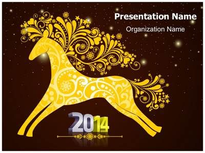 Check Out Our Professionally Designed Year Of Horse Ppt Template