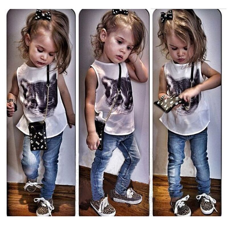 Name It Baby Girls Jeans