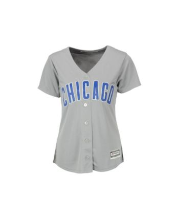 on sale e9236 62338 Women's Chicago Cubs Cool Base Jersey in 2019 | Products ...