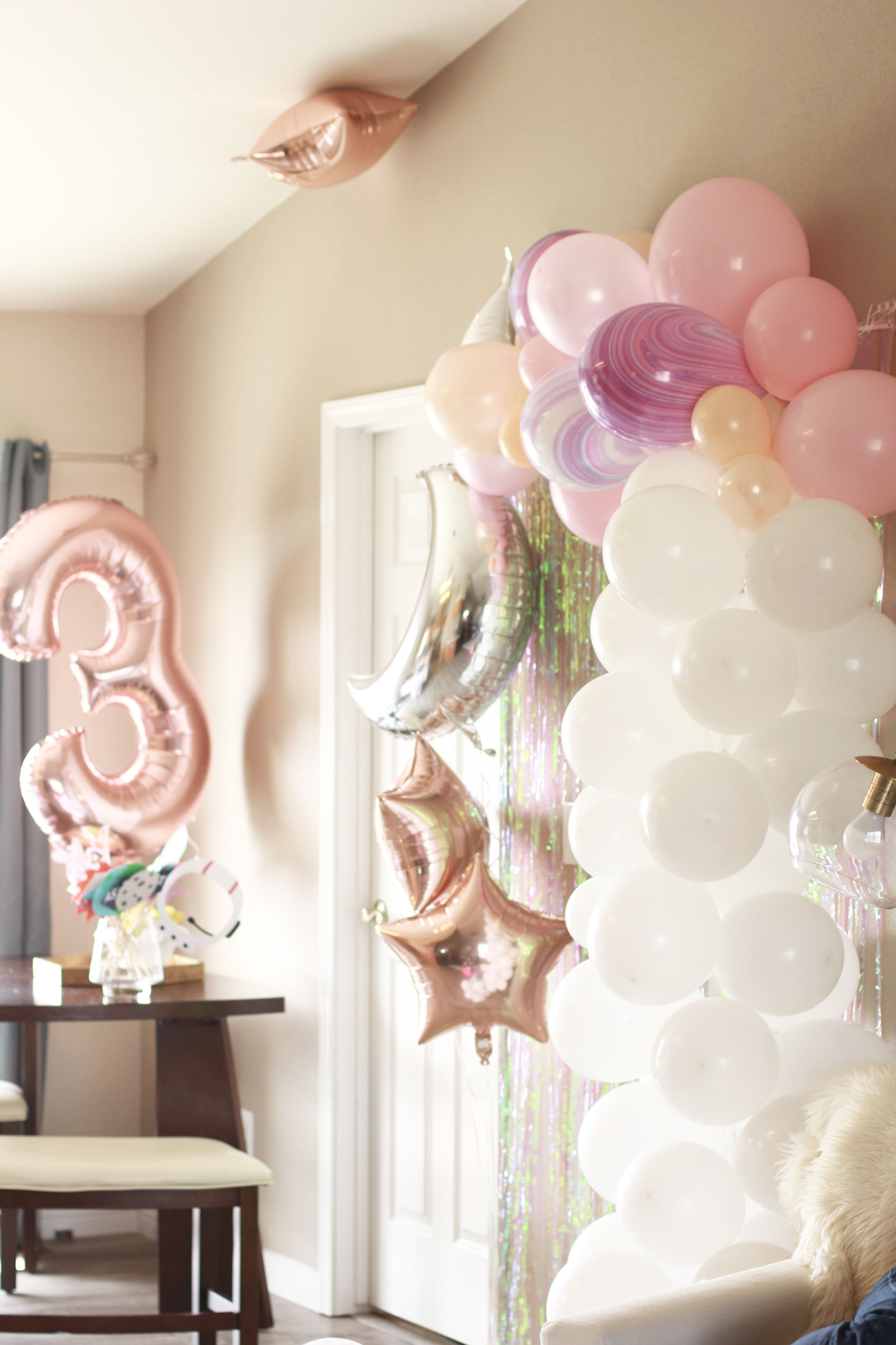 Celebrate From Home Virtual Birthday Party Ideas And Tips Birthday Party At Home 3rd Birthday Party For Girls Birthday Decorations At Home