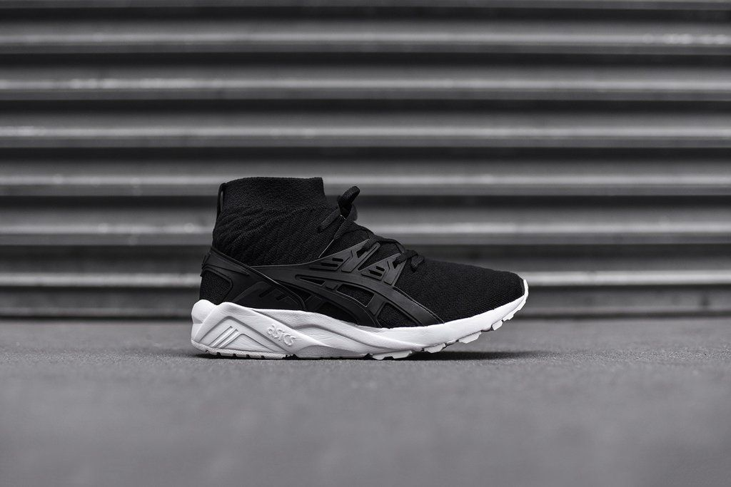 36d8e2d806f Asics Gel-Kayano Trainer Knit MT - Black – Kith