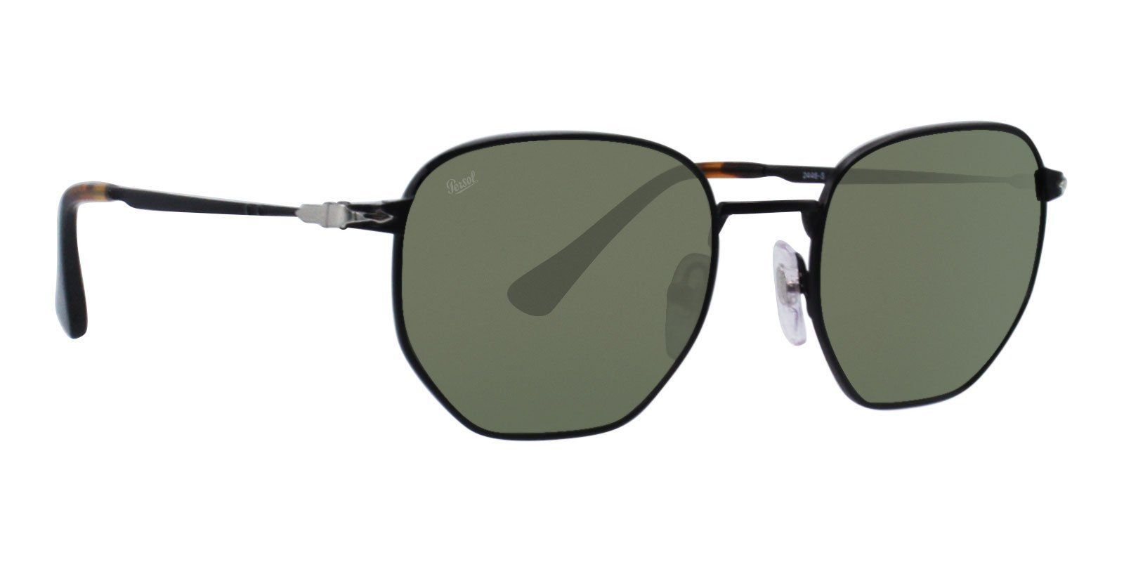 91046697aa Persol - PO2446S Black - Green-sunglasses-Designer Eyes