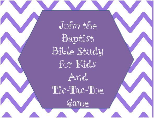 photograph relating to Free Printable Children's Bible Lessons titled John the Baptist Bible Investigate and Activity for Small children - No cost