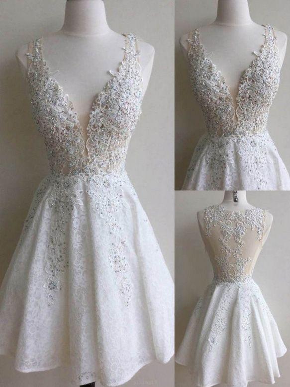 Short Prom Dresses, Prom Dresses Short, Custom Prom Dresses, Custom ...