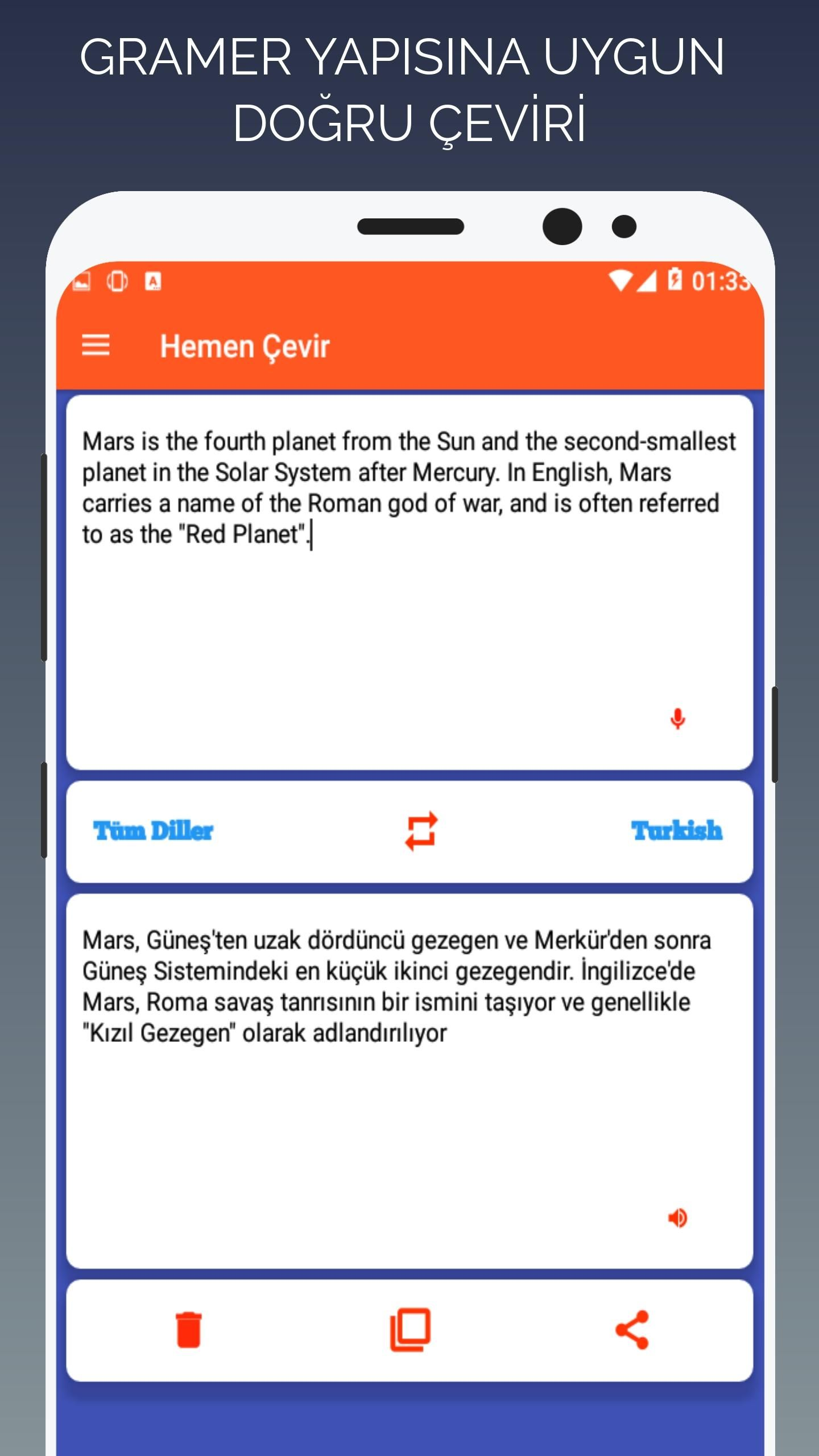 Tum Dillerde Sesli Ceviri Translate Language App Ingilizce App Malayca