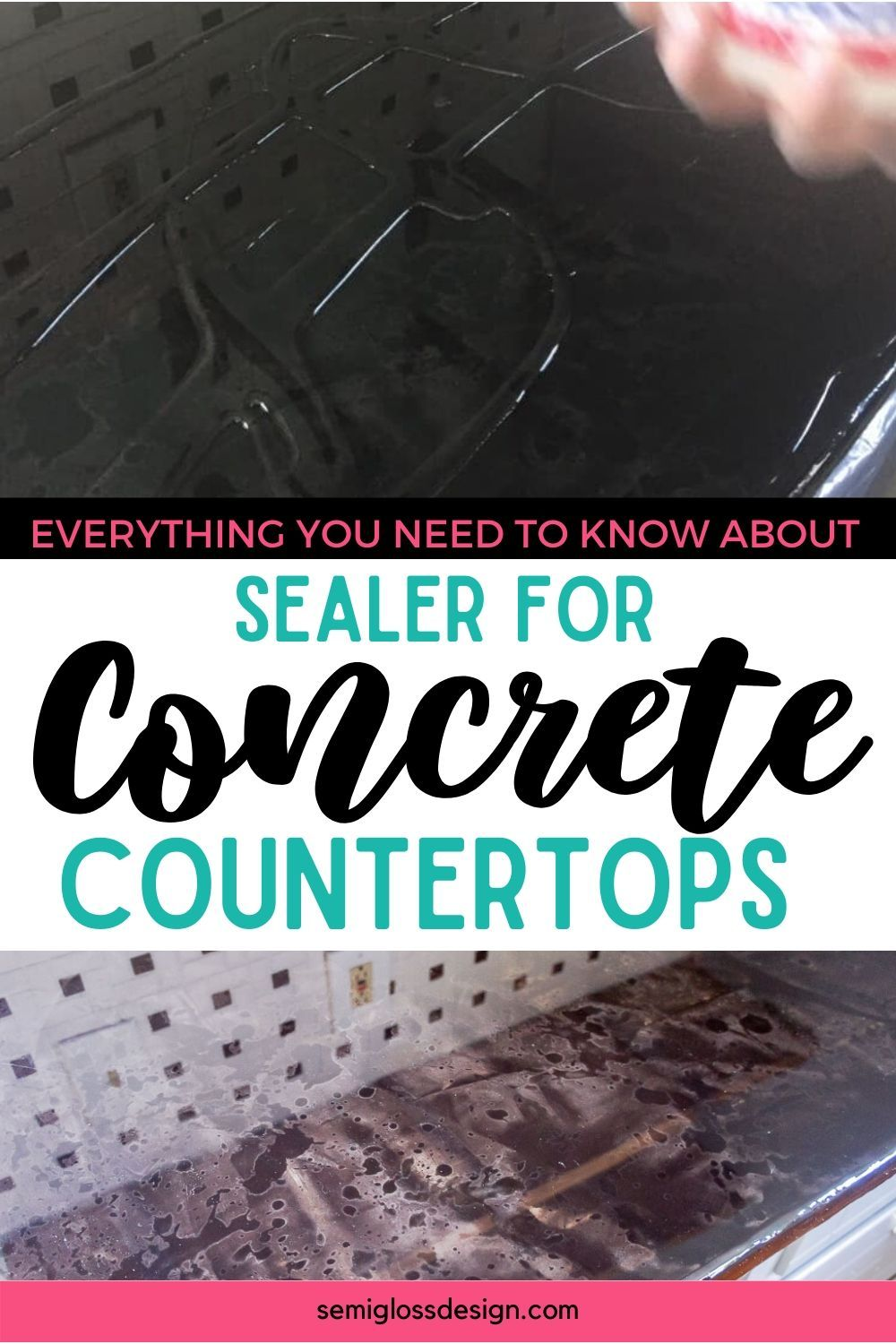 The Ultimate Concrete Countertop Sealer For Your Countertops