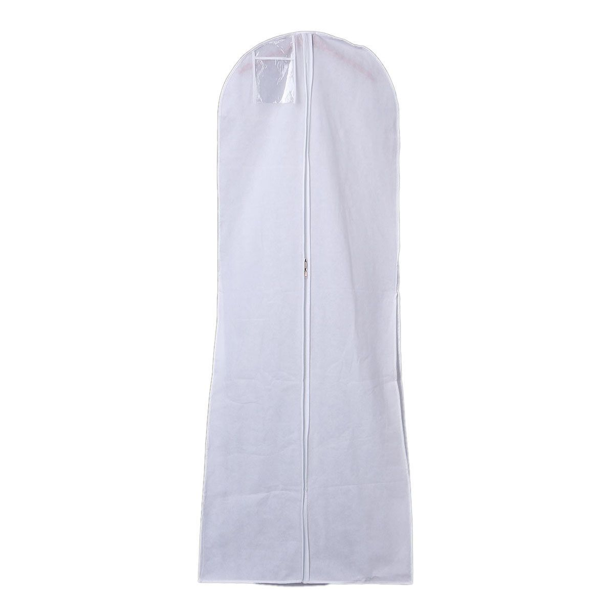 8 13 Aud Wedding Dress Bridal Gown Garment Cover Storage Bag Carry Zip Dustproof V5t4 Ebay Fashion Wedding Dress Garment Bags Hanging Wedding Dress Bridal Gowns