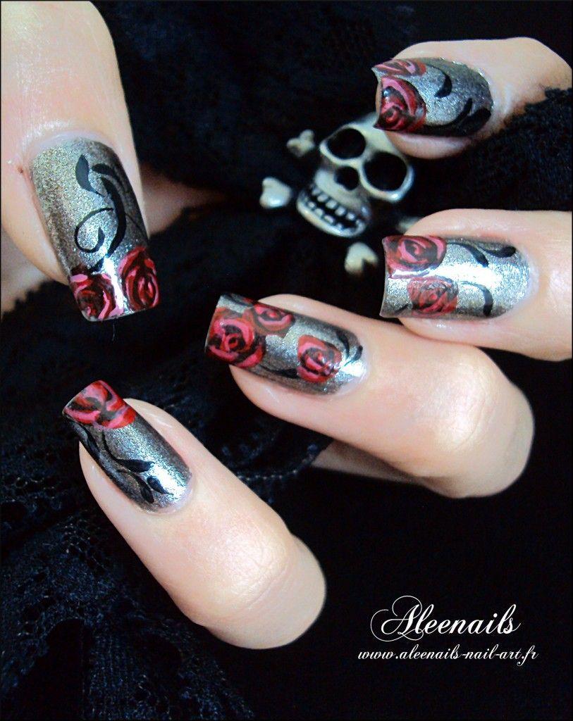 http://aleenails-nail-art.fr/quand-des-roses-sinvitent-sur-mes ...