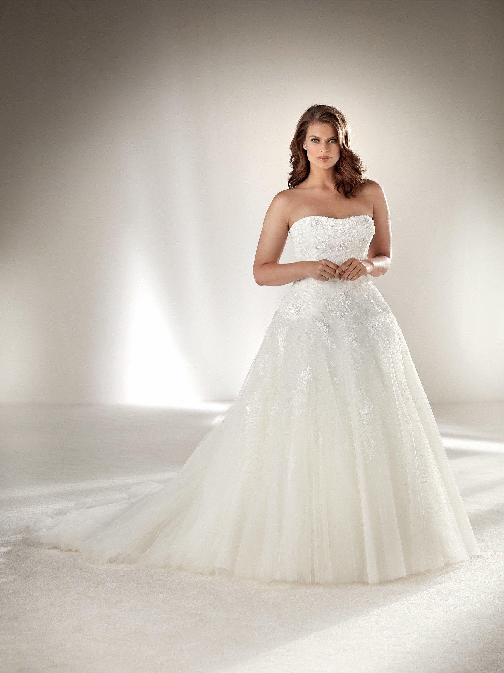 Vestidos de novia tallas grandes valencia