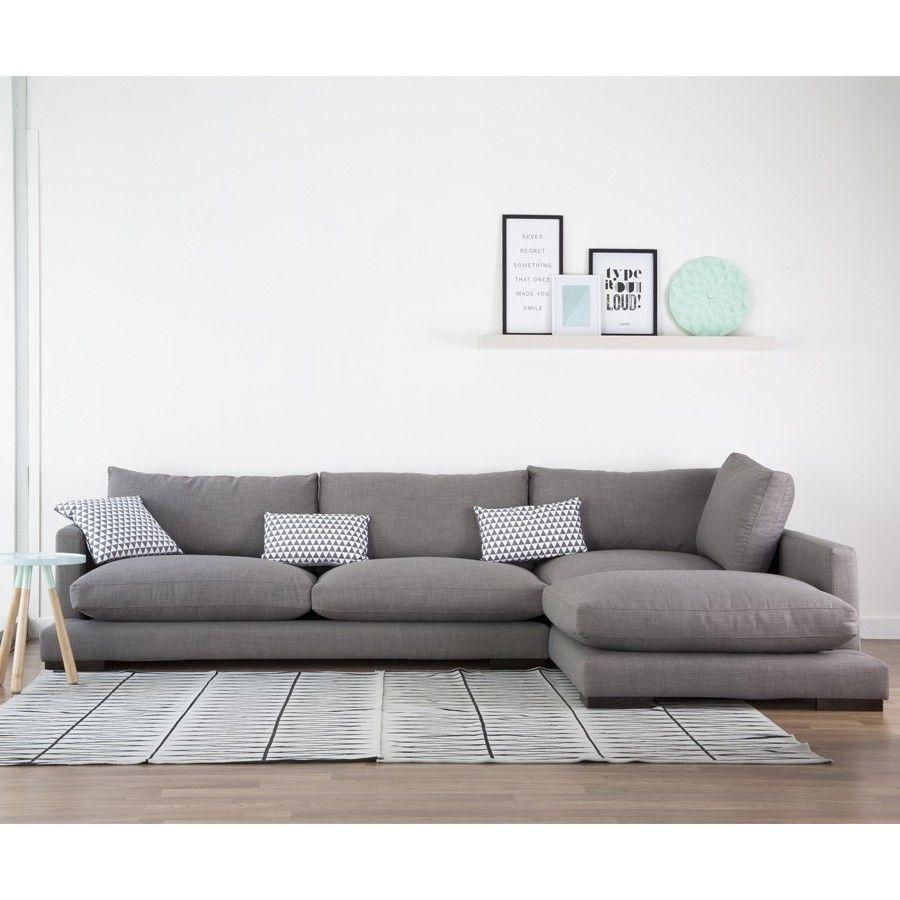 Crate sofa house and home pinterest crates living for Sofa modular tela