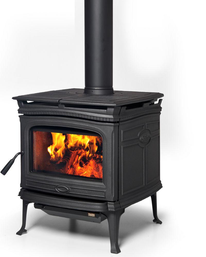 Pacific Energy Alderlea T5 Wood Stove Wood Stove Fireplace Wood Heater