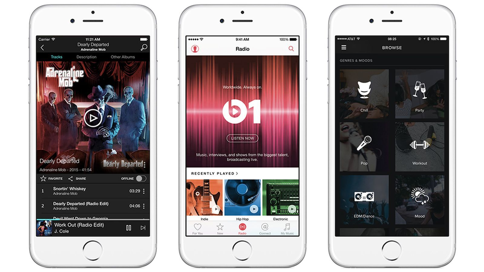 What sounds better Apple Music, Tidal, or Spotify