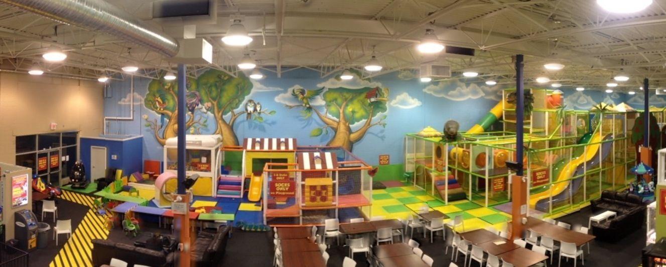 Play Abby indoor playground (Abbotsford) Playground