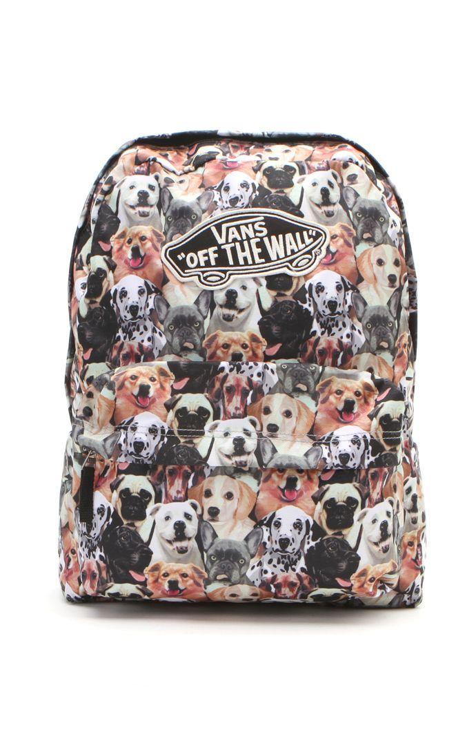 f1bf253b15cdc Vans ASPCA backpack