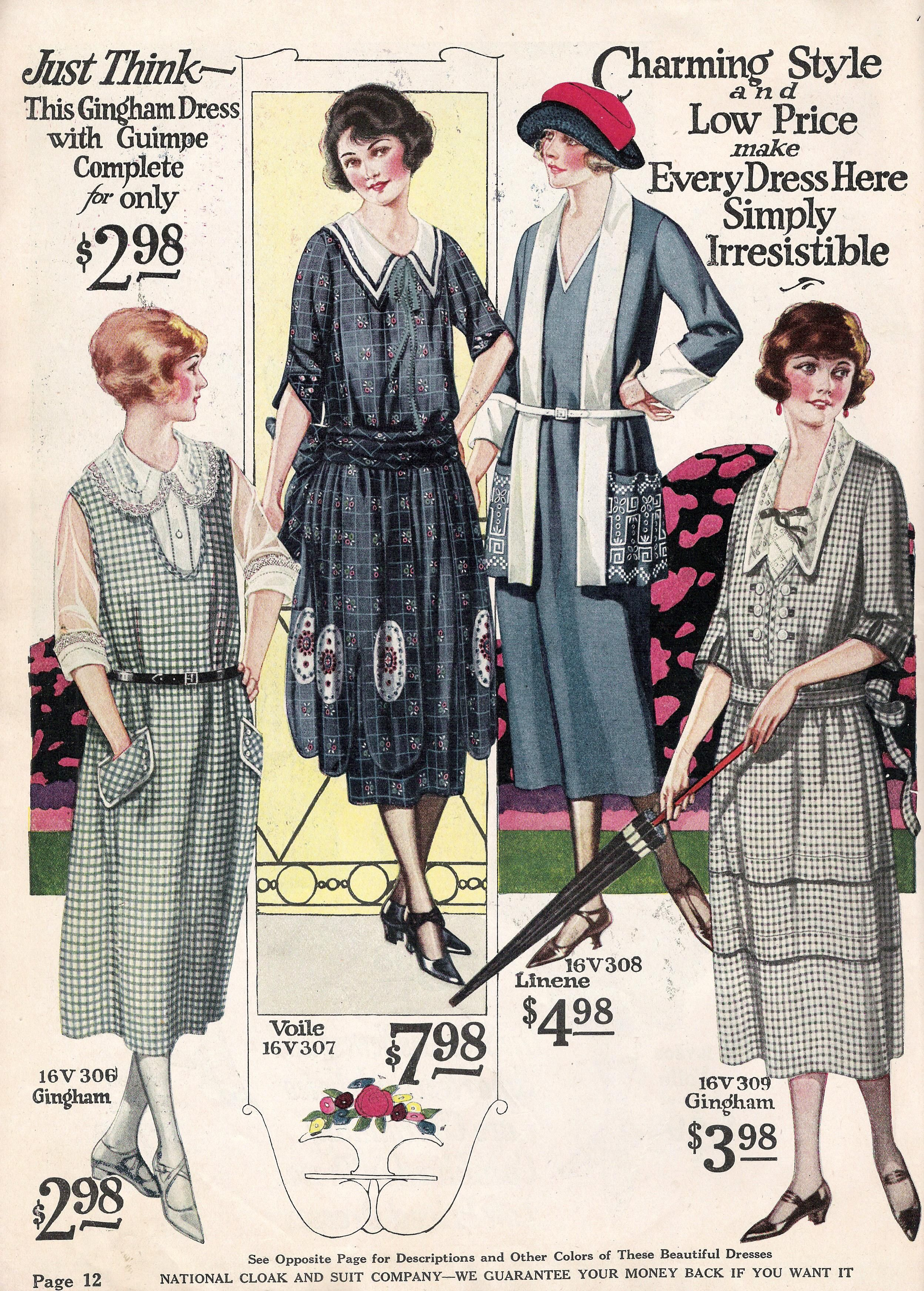 1920s House Dresses History Patterns 1920s Outfits 1920s Fashion Fashion [ 3486 x 2495 Pixel ]