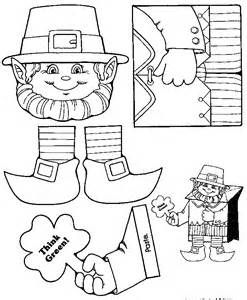 free leprechaun templates - Yahoo Image Search Results | School ...