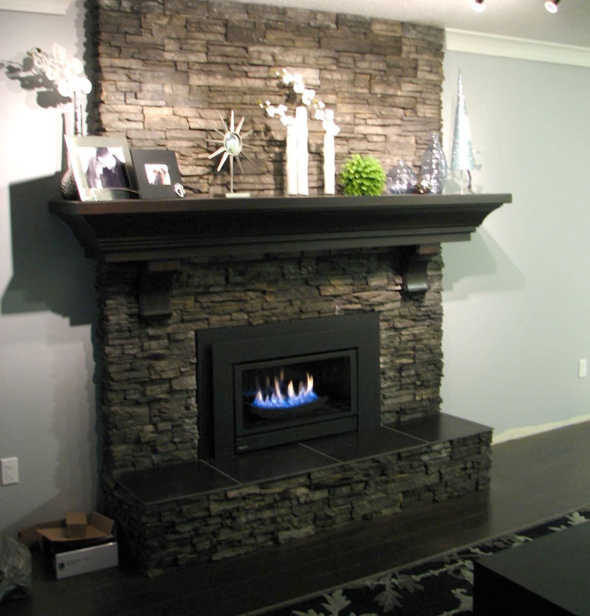 Fireplace idea gallery  mantel photos pictures decorating design also rh pinterest