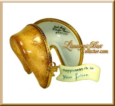 Fortune Cookie Limoges Box