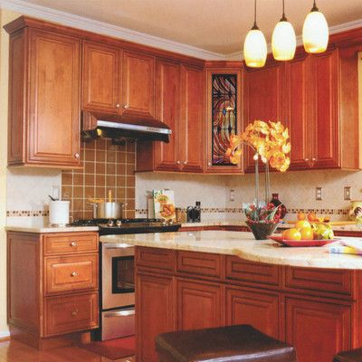Century Home Living 36 H X 12 W Kitchen Wall Cabinet Finish Mocha Maple Kitchen Wall Cabinets Tuscan Kitchen Kitchen Design