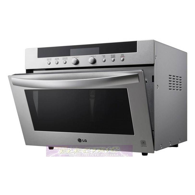 small countertop microwave convection