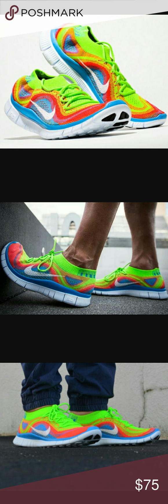 Nike free knit 5.0