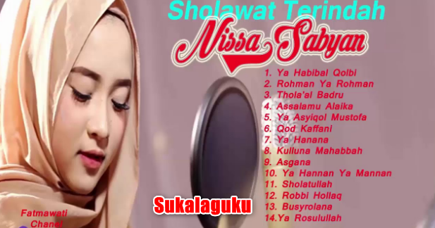 download lagu terbaru nissa sabyan full album