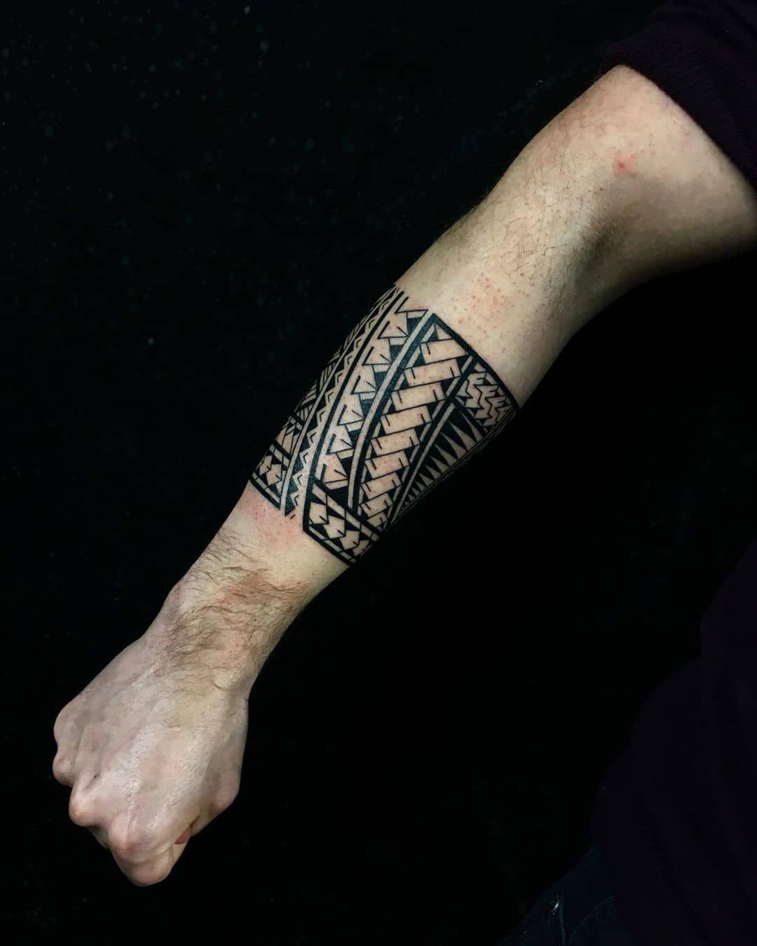 Samoan Wrist Tattoo : samoan, wrist, tattoo, Tattoo