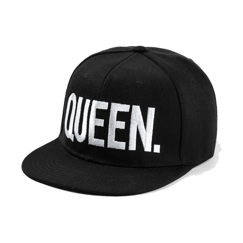 Kings Queens Cap Queen Hat Hip Hop Cap Snapback Hats
