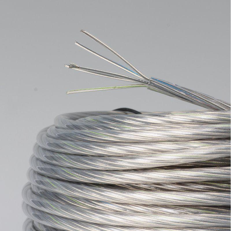 Kaufen Sie Pvc Lampenkabel 5 Adrig 5x1 5mm In Der Farbe Transparent Im Grosshandel Und Einzelhandel In Hamburg Hamm Guenstig Ein Lampe Kabel Wolle Kaufen
