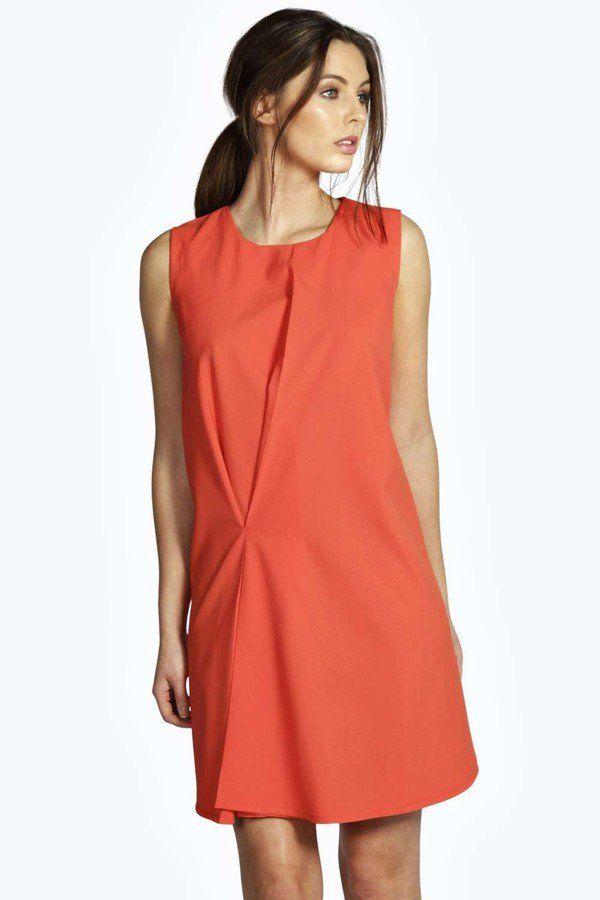 """Pin for Later: Die 50 schönsten Kleider für deinen Abiball  Boohoo """"Alice"""" Crepe-Kleid (ursprünglich 27 €, jetzt 9 €)"""