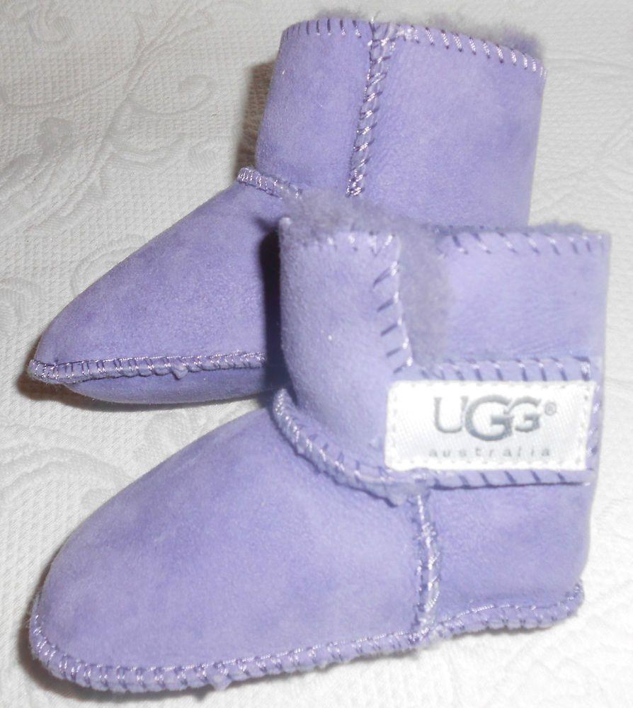 Baby Girl Purple Ugg Boots BRAND NEW