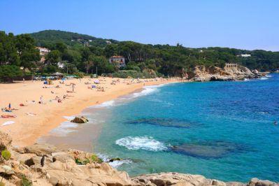 Playa De Aro Costa Brava España Lugares De España Sitios Para Visitar