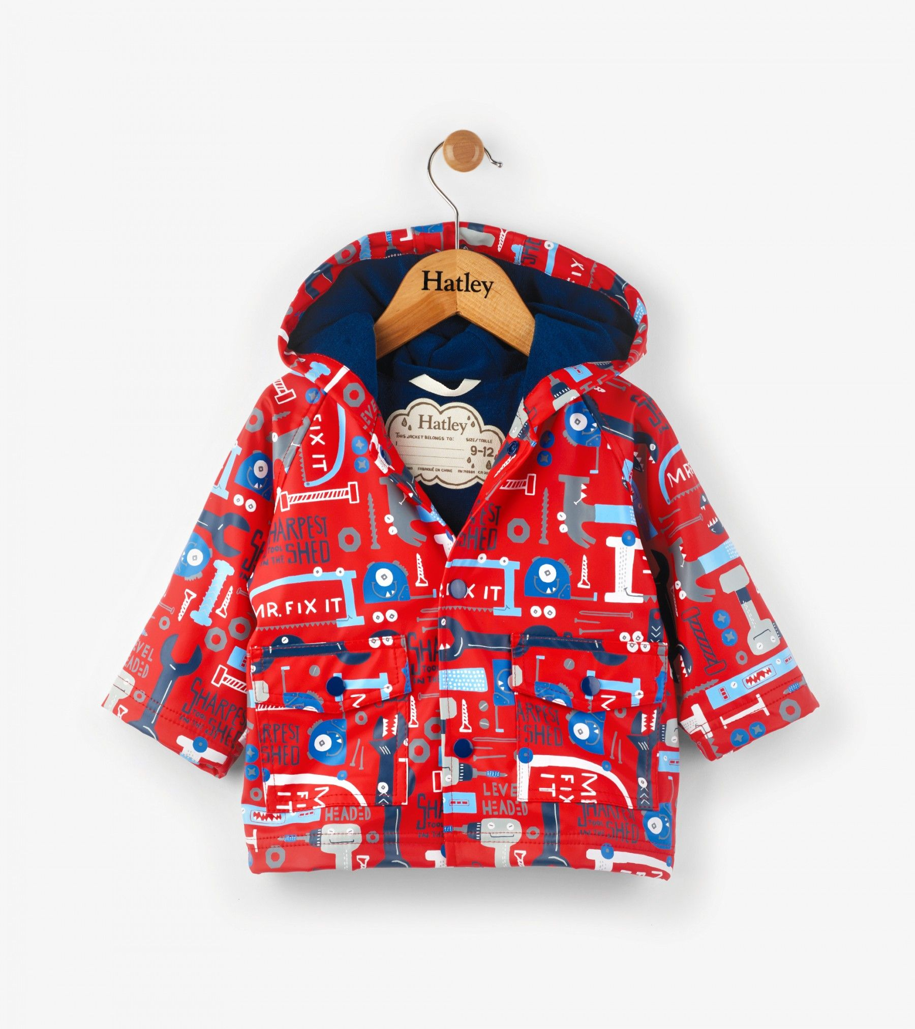 04a6e9a03 Mr. Fix It Baby Raincoat - Baby Boys - Shop All - Rainwear