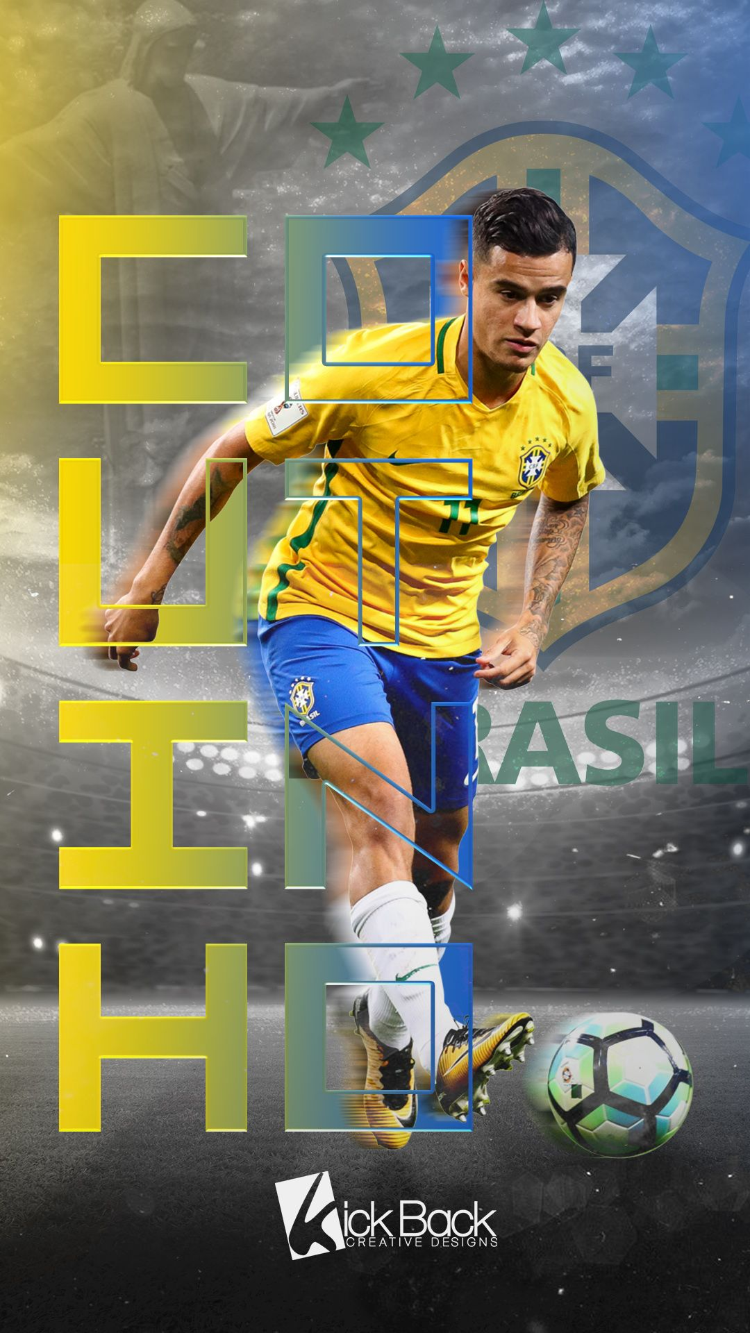 Coutinho Wallpaper Photo And Video Photo Creative Design